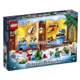 LEGO® - CITY - KALENDARZ ADWENTOWY - 60201