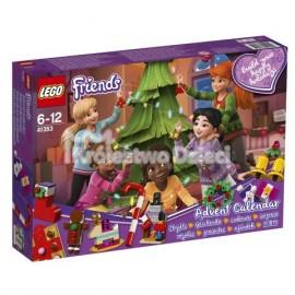LEGO® - FRIENDS - KALENDARZ ADWENTOWY - 41353