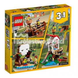 LEGO® - CREATOR - POSZUKIWANIE SKARBÓW - 31078