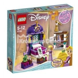 LEGO® - DISNEY PRINCESS™ - ZAMKOWA SYPIALNIA ROSZPUNKI - 41156