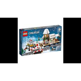 LEGO® - CREATOR EXPERT - STACJA W ZIMOWEJ WIOSCE - 10259