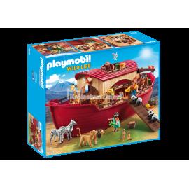PLAYMOBIL - WILD LIFE - ARKA NOEGO - 9373