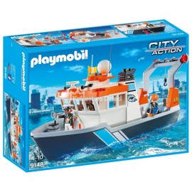 PLAYMOBIL - CITY ACTION - HOLOWNIK - 9148