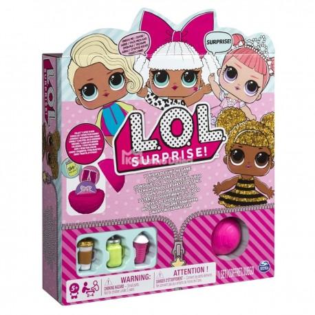 L.O.L. SURPRISE - OFICJALNA GRA LOL Z AKCESORIAMI - CARDINAL GAMES - 6042059