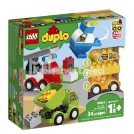 LEGO® - DUPLO® - MOJE PIERWSZE SAMOCHODZIKI - 10886