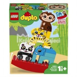 LEGO® - DUPLO® - MOJE PIERWSZE ZWIERZĄTKA NA RÓWNOWAŻNI - 10884