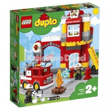 LEGO® - DUPLO® - REMIZA STRAŻACKA - 10903