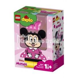LEGO® - DUPLO® - MOJA PIERWSZA MYSZKA MINNIE - 10897