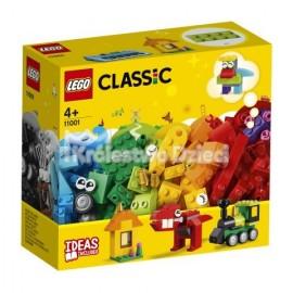 LEGO® - CLASSIC - KLOCKI + POMYSŁY - 11001 - 123 EL.
