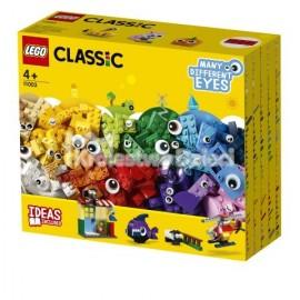 LEGO® - CLASSIC - KLOCKI - BUŹKI - 11003 - 451 EL.