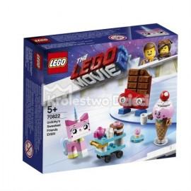 LEGO® PRZYGODA 2™ LEGO MOVIE 2™ - NAJLEPSI PRZYJACIELE KICI ROŻEK - 70822