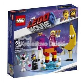LEGO® PRZYGODA 2™ LEGO MOVIE 2™ - KRÓLOWA WISIMI I POWIEWA - 70824