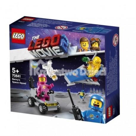 LEGO® PRZYGODA 2™ LEGO MOVIE 2™ - KOSMICZNA DRUŻYNA BENKA - 70841
