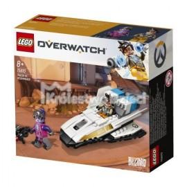 LEGO® OVERWATCH® - SMUGA VS. TRUPIA WDOWA - 75970