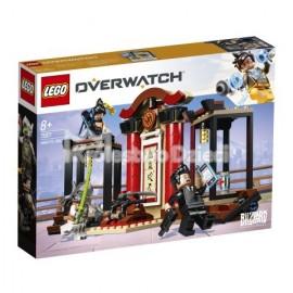 LEGO® OVERWATCH® - HANZO VS. GENJI - 75971