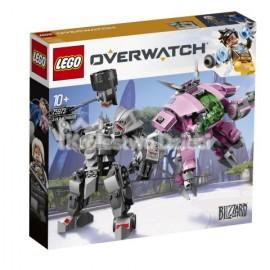 LEGO® OVERWATCH® - D.VA & REINHARDT - 75973