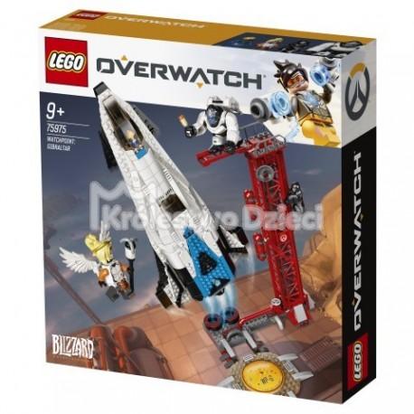 LEGO® OVERWATCH® - POSTERUNEK: GIBRALTAR - 75975