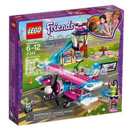 LEGO® - FRIENDS - LOT SAMOLOTEM NAD MIASTEM HEARTLAKE - 41343