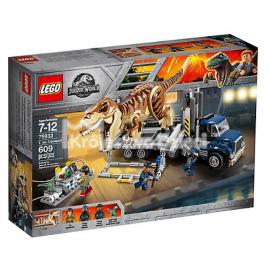 LEGO® - JURASSIC WORLD™ - TRANSPORT TYRANOZAURA - 75933