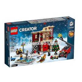 LEGO® - CREATOR EXPERT - REMIZA STRAŻACKA W ZIMOWEJ WIOSCE - 10263