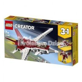 LEGO® - CREATOR - FUTURYSTYCZNY SAMOLOT - 31086