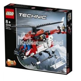 LEGO® - TECHNIC - HELIKOPTER RATUNKOWY - 42092