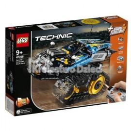 LEGO® - TECHNIC - STEROWANA WYŚCIGÓWKA KASKADERSKA - 42095