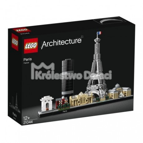 LEGO® - ARCHITECTURE - PARYŻ - 21044