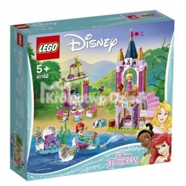 LEGO® - DISNEY PRINCESS™ - KRÓLEWSKIE PRZYJĘCIE ARIELKI, AURORY I TIANY - 41162