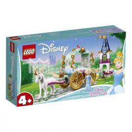 LEGO® - DISNEY PRINCESS™ - PRZEJAŻDŻKA KARETĄ KOPCIUSZKA - 41159