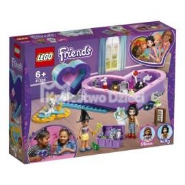 LEGO® - FRIENDS - PUDEŁKO W KSZTAŁCIE SERCA - ZESTAW PRZYJAŹNI - 41359