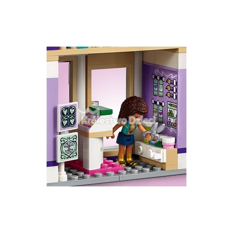 Lego Friends Atelier Emmy 41365 Królestwo Dzieci