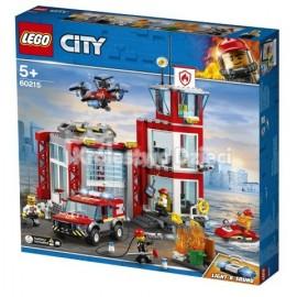 LEGO® - CITY - REMIZA STRAŻACKA - 60215
