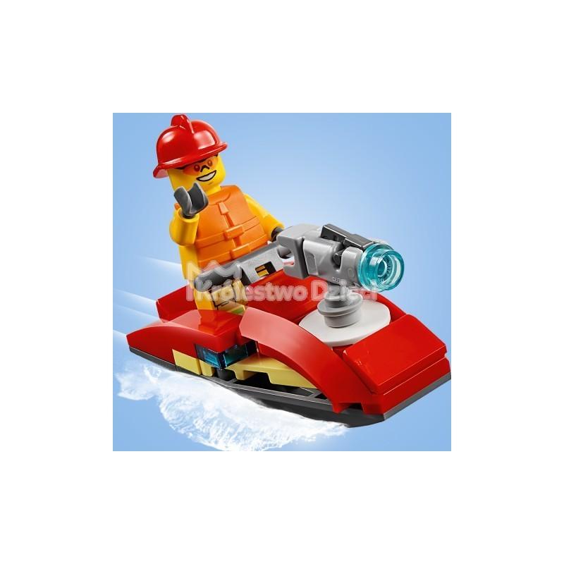 Lego City Remiza Strażacka 60215 Królestwo Dzieci