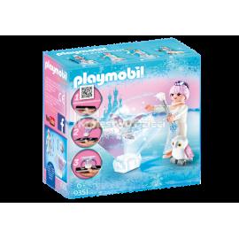 PLAYMOBIL - MAGIC - KSIĘŻNICZKA LODOWY KWIAT - 9351