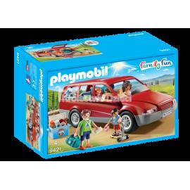 PLAYMOBIL - FAMILY FUN - SAMOCHÓD RODZINNY - 9421