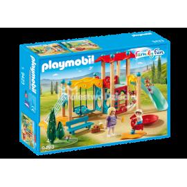 PLAYMOBIL - FAMILY FUN - DUŻY PLAC ZABAW - 9423