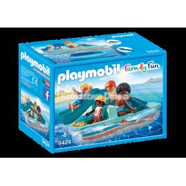 PLAYMOBIL - FAMILY FUN - ROWER WODNY - 9424