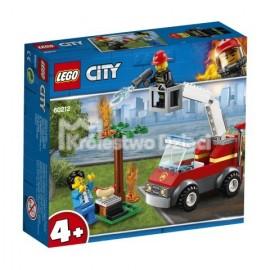 LEGO® - CITY - PŁONĄCY GRILL - 60212