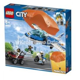 LEGO® - CITY - ARESZTOWANIE SPADOCHRONIARZA - 60208