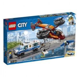 LEGO® - CITY - RABUNEK DIAMENTÓW - 60209