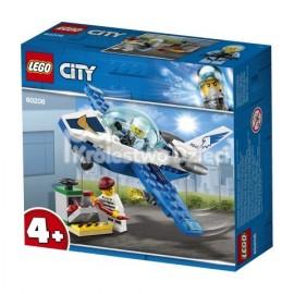 LEGO® - CITY - POLICYJNY PATROL POWIETRZNY - 60206