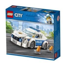 LEGO® - CITY - SAMOCHÓD POLICYJNY - 60239