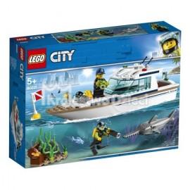 LEGO® - CITY - JACHT - 60221