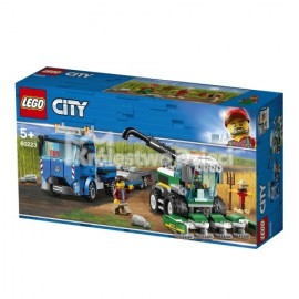 LEGO® - CITY - TRANSPORTER KOMBAJNU - 60223