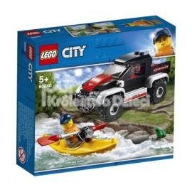 LEGO® - CITY - PRZYGODA W KAJAKU - 60240