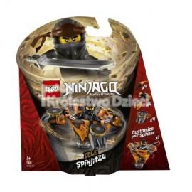 LEGO® - NINJAGO® - SPINJITZU COLE - 70662 - 117 EL.
