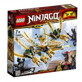 LEGO® - NINJAGO® - ZŁOTY SMOK - 70666 - 171 EL.