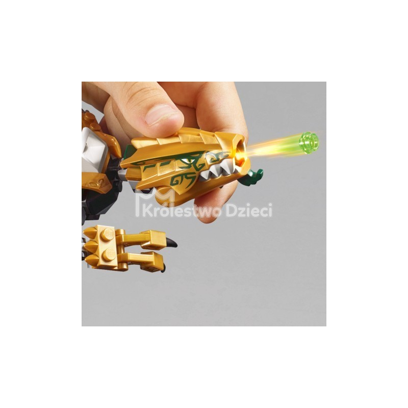Lego Ninjago Złoty Smok 70666 171 El Królestwo Dzieci