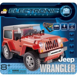 COBI - ELECTRONIC - JEEP WRANGLER Z BLUETOOTH - 201 EL. - 21920